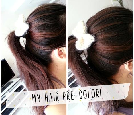 precolor